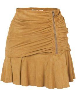 Gathered Effect Skirt