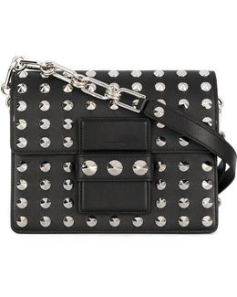 'cate' Chain Shoulder Bag