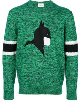 'batman' Sweater