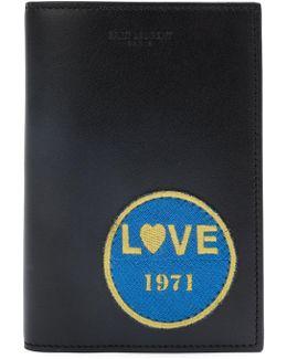 Love 1971 Passport Case
