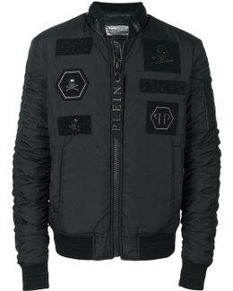 Adam Bomber Jacket