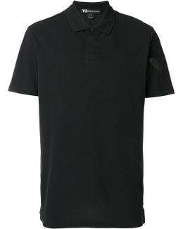 Logo Sleeve Polo Shirt