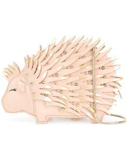 Studded Hedgehog Bag