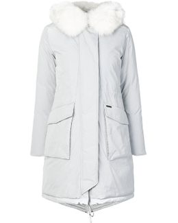 Military Parka Coat