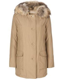 Luxury Arctic Parka Coat