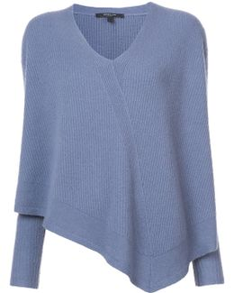V-neck Oversized Jumper