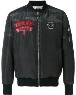 Chojiro Bomber Jacket