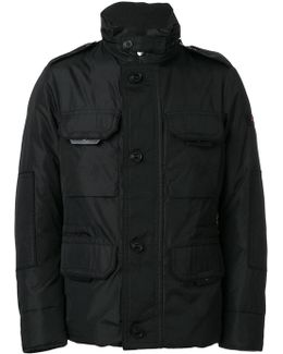 Padded Cargo Coat