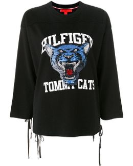 Tomcats Sequin T-shirt