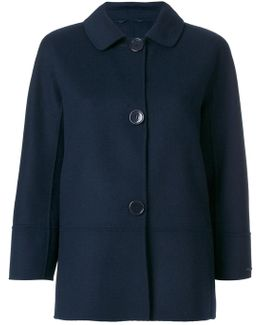 Three-quarter Sleeve Coat