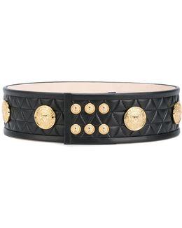 Structured Waist Belt