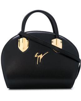 Signature Top Handle Tote Bag