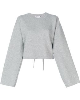 Cropped Sweat Top