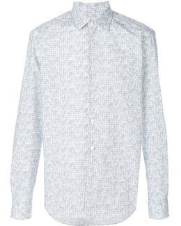 Gancio Printed Shirt