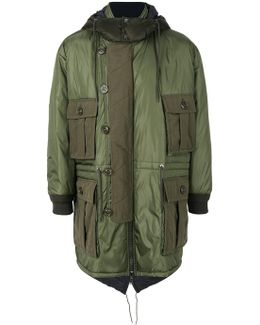 Gabriel Reversible Parka Coat