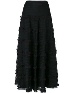 Runched Skirt