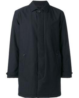 Button Up Shirt Coat