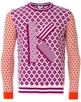 Fair Isle K Sweater