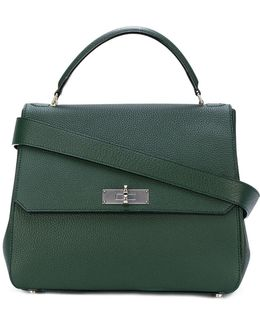 Top Handle B Turn Bag