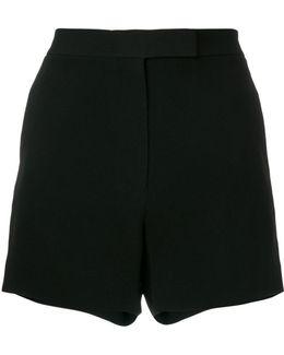 Heart Studded Shorts