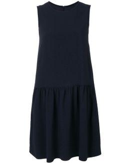 Sleeveless Drop Waist Dress