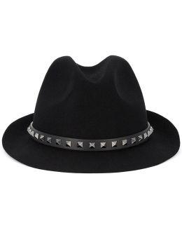 Garavani Rockstud Hat