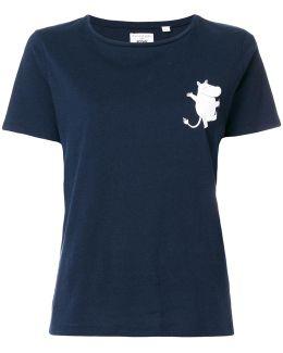 Moomin Print T-shirt