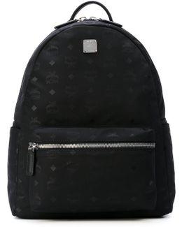 Medium Dieter Monogrammed Backpack