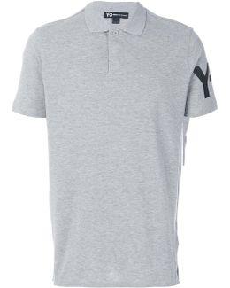 Short Sleeve Logo Polo Shirt