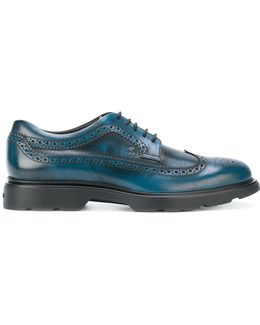 H304 New Route Brogues