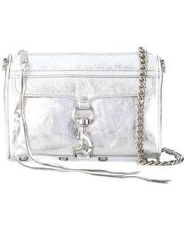 Lobster Clasp Crossbody Bag