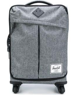 Zip Around Luggage Bag