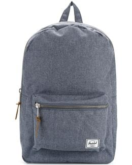 Front Pocket Zipped Backpack