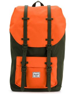 Double Straps Backpack