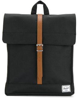 Single Strap Foldover Backpack