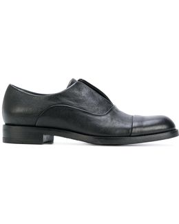 Open-front Loafers