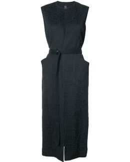 Long Fitted Waistcoat