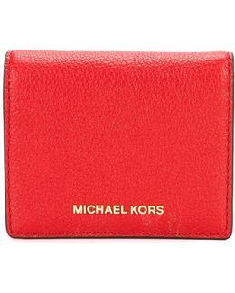 Mercer Leather Rfid Cardholder Wallet