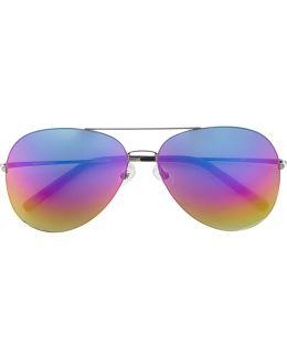 Rainbow Sunrise Aviator