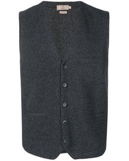V-neck Waistcoat