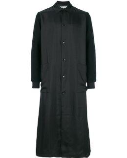 Tailored Hybrid Coat