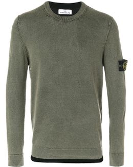 Fitted Long Sleeve Jumper