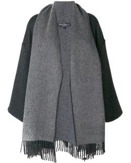 Maxi Scarf Coat