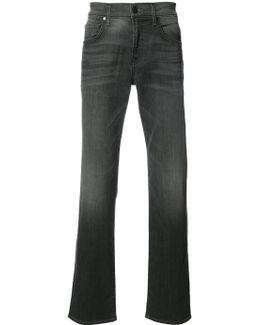 Airweft Straight-leg Jeans