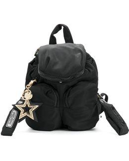 Star Charm Mini Backpack