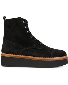 Chaussure Wedge Boots