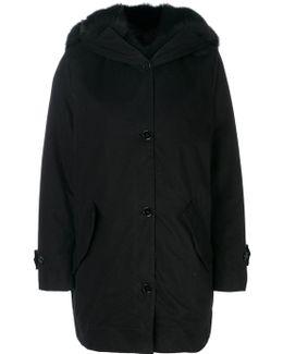 Fur-lined Coat