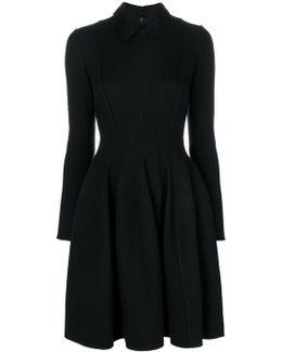 Classic Flared Dress