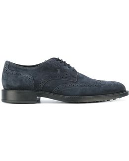 Casual Brogue Shoes