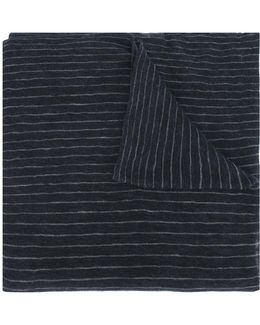 Pinstriped Scarf